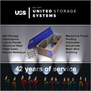 Happy Birthday United Storage